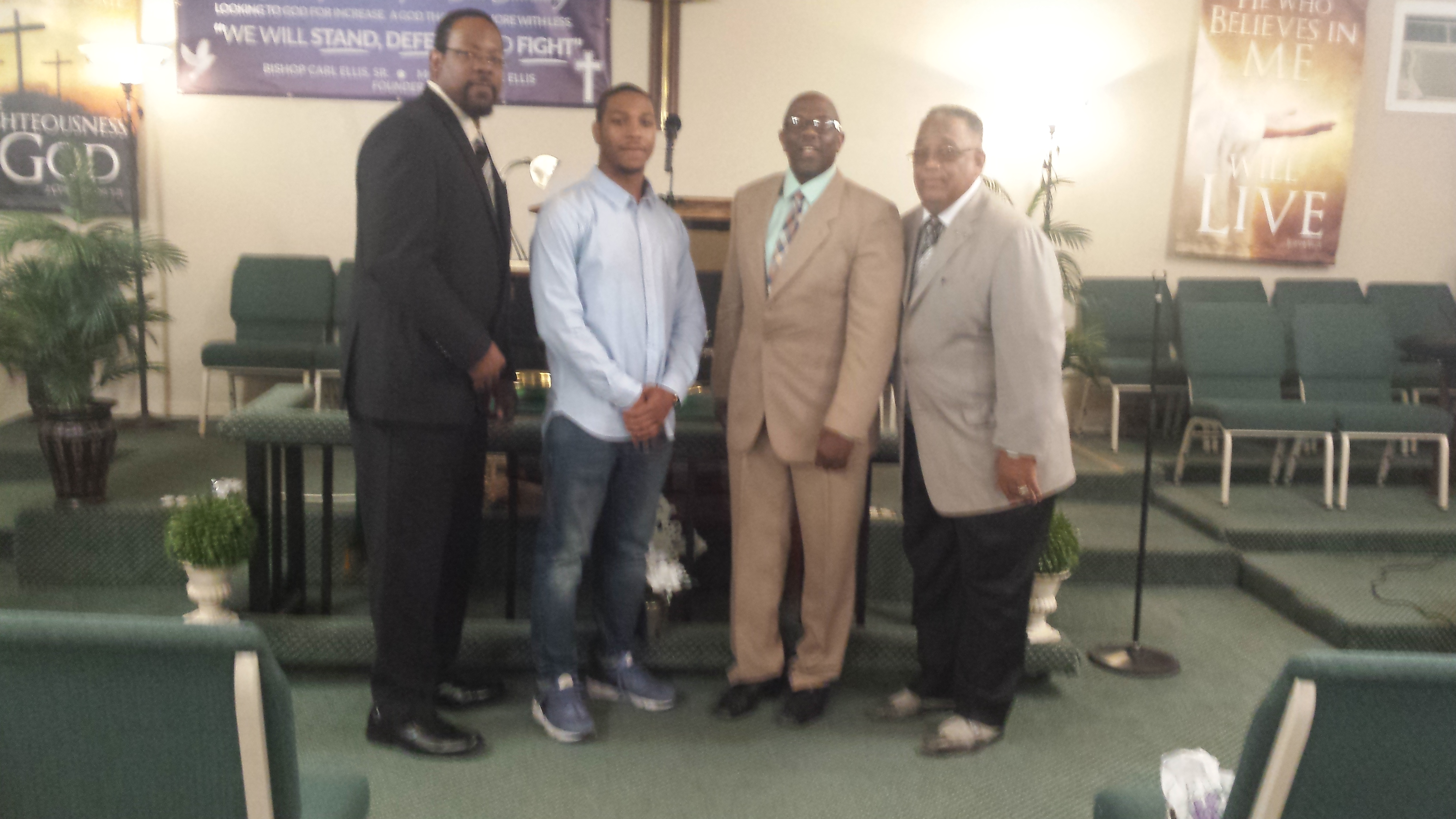 HOUSE OF PRAYER'S FATHERS