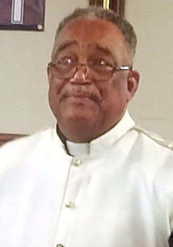 Pastor Charles W. McKenney
